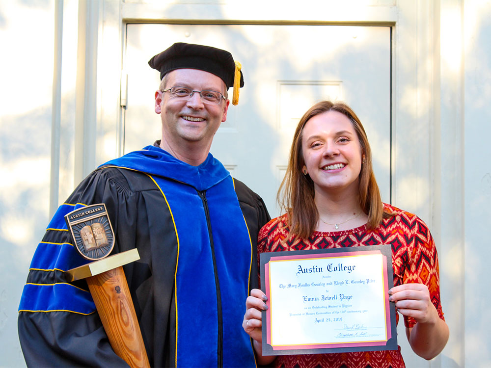 Honors Convocation 2019