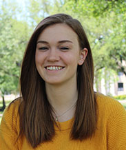 Laurel Hagge '19 | Majors: Chemistry and Public Health. January Term 2018 CSOC with Presco: 'to understand how chemistry is applied to an industry and gain insight into possible careers in the chemistry field.' Following graduation, Laurel will attend the University of Texas at Dallas for her Master's in Chemistry