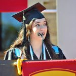 Clarissa Caballero-Pinedo - Student Speaker - Commencement 2019