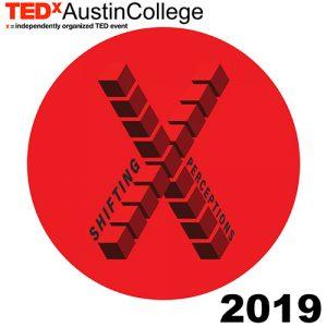 TEDxAustinCollege Logo 2019