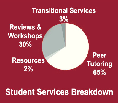 Student Services Breakdown