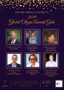 Global Citizen Awards