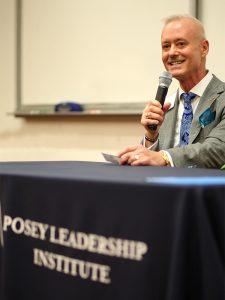 Physician Speaks on Leadership