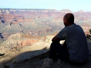 Kelby at Grand Canyon