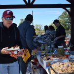 Tailgating in the Outback 2019
