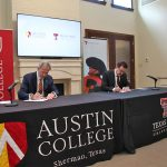 Austin College - Texas Tech Signing Day