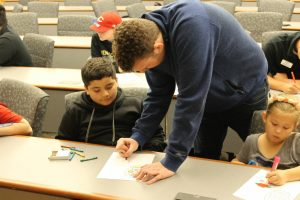 College Hosts 'Roo Bound Program for Children
