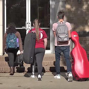 Austin College Music Video