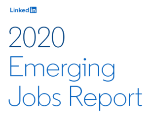 LinkedIn 2020 Emerging Jobs Report