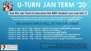 U-Turn JanTerm 2020