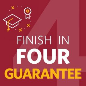 The Finish in Four Guarantee