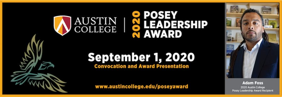 Posey Leadership Award 2020