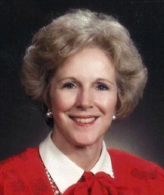 Betty Robbins Davis Hurst