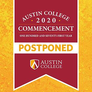Commencement 2020 Postponed