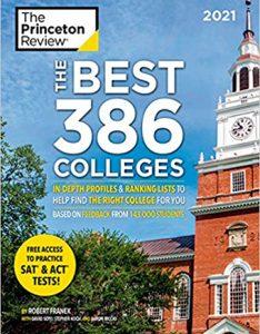 Princeton Review 2021