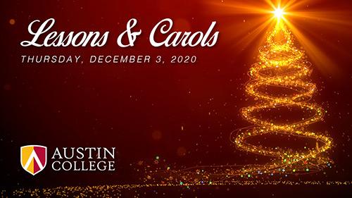 Lessons & Carols 2020