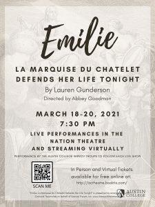 Emilie Poster
