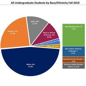 Diversity/Race Fall 2019