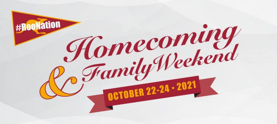 Homecoming & Family Weekend 2021
