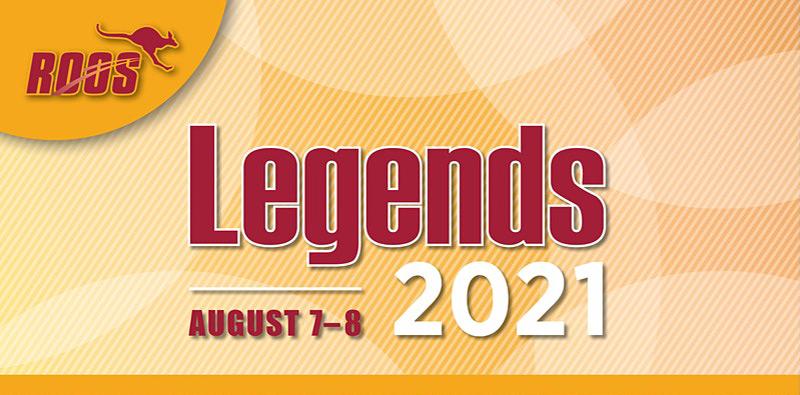 Legends Weekend 2021