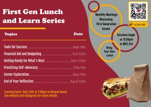 Lunch & Learn Schedule