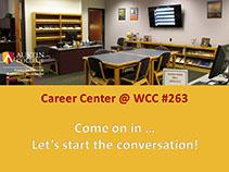 Career Center  Seek. Connect. Build.