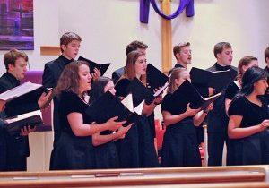 Spring Choir Tour 2015